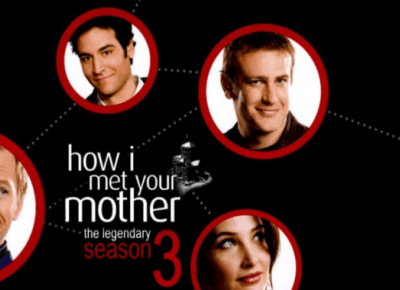 How I Met Your Mother - Season 3 - Seriale Srebrnego Ekranu