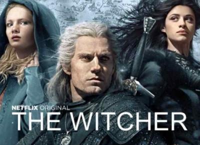 THE WITCHER - Season 1 - Seriale Srebrnego Ekranu