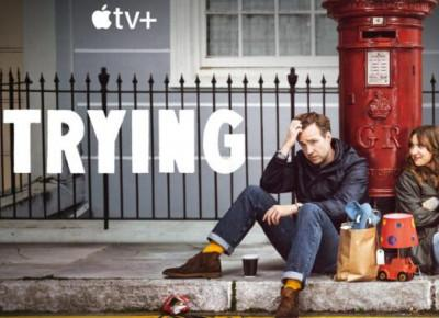 TRYING - Sezon 1 - RECENZJA - Seriale Srebrnego Ekranu