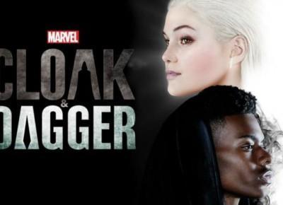 CLOAK & DAGGER - Season 1 - Seriale Srebrnego Ekranu