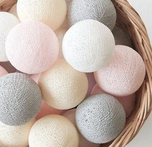 KIDS ROOM INSPIRATION #2 - COTTON BALLS        |         Syllowa