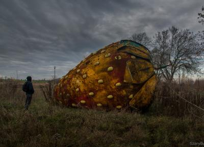 Wielka opuszczona… Truskawka – Szary Burek