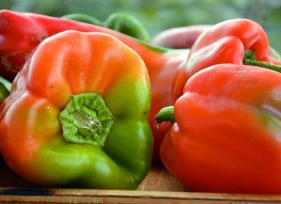 9 powodów, dla których warto jeść paprykę codziennie!