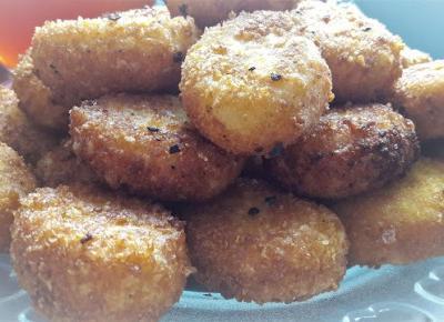 Chrupiące kotleciki ziemniaczane - PRZEPIS (bez glutenu) | Diety i ich sekrety