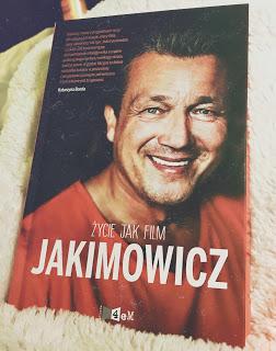 Takie książki - Taka Troche o książkach czyli.. : Jarosław Jakimowicz - Życie jak film