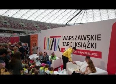 Warszawskie Targi Książki - Nieoczytana #3