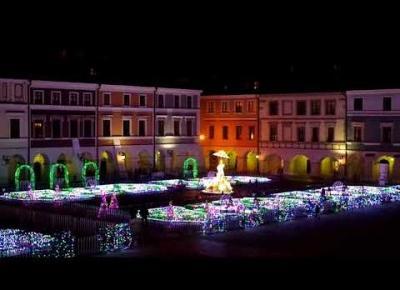 Świetlny Ogród Wyobraźni w Zamościu - TT #10