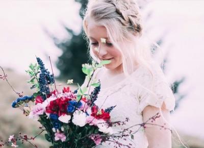 Najpiękniejsze bukiety ślubne (The most beautiful wedding bouquets)
