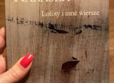 Takie książki - Taka Troche o książkach, czyli.. : Krzysztof Karasek - Lofoty i inne wiersze