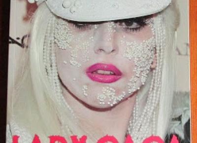 Takie książki - Taka Troche o książkach czyli.. : Brandon Hurst - Lady Gaga
