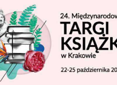 Takie książki - Taka Troche o książkach, czyli.. : 24. Międzynarodowe TARGI KSIĄŻKI w Krakowie mają ruszyć zgodnie z planem