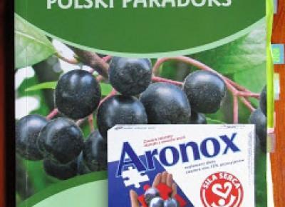 Takie książki - Taka Troche o książkach czyli.. : Iwona Wawer - Aronia. Polski paradoks