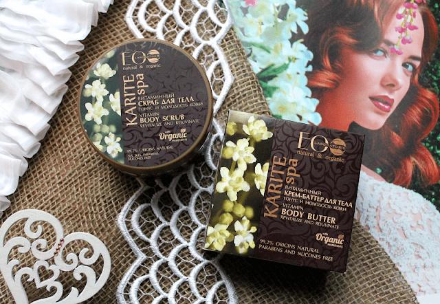 Toksyczna kosmetyczka: Ukochane, lecz mniej znane... Moje spojrzenie na rosyjskie kosmetyki naturalne Eco Laboratorie. Recenzja witaminowego scrubu oraz masła do ciała - napięcie i młodość skór