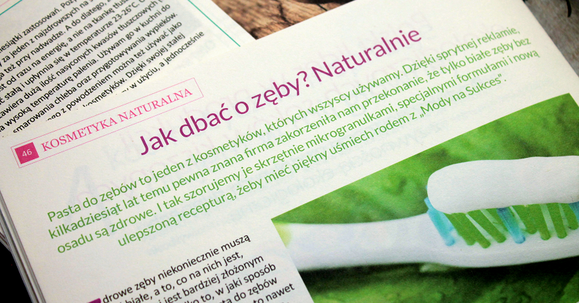 Toksyczna kosmetyczka: Kolejne testowanie - zdrowe i białe ząbki na zawołanie!
