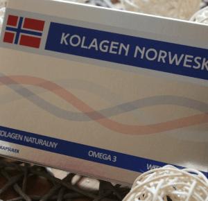 Toksyczna kosmetyczka: Efekty kuracji z Kolagenem Norweskim