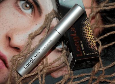 Toksyczna kosmetyczka: Piękne i długie rzęsy w dwa miesiące? Recenzja odżywki LongLash.