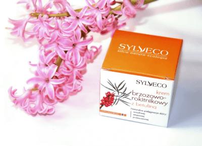 Toksyczna kosmetyczka: Pomarańczowy sorbet od Sylveco. Recenzja kremu brzozowo - rokitnikowego z betuliną (straganzdrowia.pl)