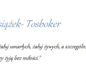 Recenzje Tosboker: BOOK HAUl #2