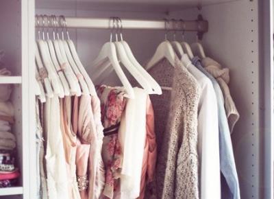 Co z ubraniami, których już nie mam zamiaru nosić?