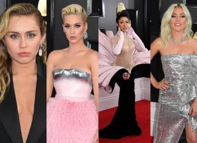 Grammy 2019 - Stylizacje gwiazd