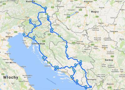 Bałkany wycieczka objazdowa - objazdówka - ZOBACZ - TravelAnQa