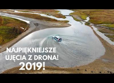 NAJPIĘKNIEJSZE ujęcia z drona 2019 roku | Travel Jera | Piękne Widoki w 4K | Podróże
