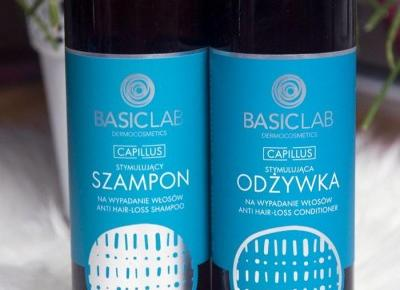 Sezonowe wypadanie włosów | Kosmetyki na wypadające włosy od BasicLab  - Try to save it!