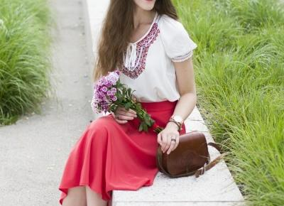 Slavic girl  - Try to save it!