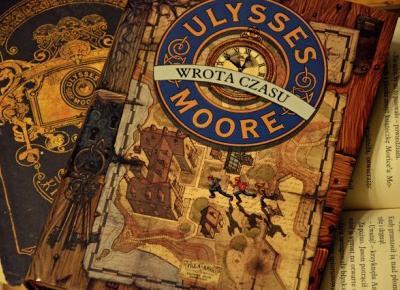 Powrót do korzeni - Ulysses Moore   Only experiences