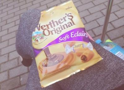 Kampania Werther's Original Soft Eclairs dzi?ki Rekomenduj To ? S?odka chwila przyjemno?ci. | Tylko Kobieta