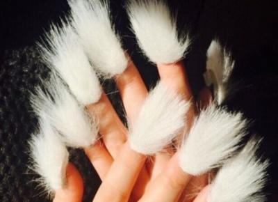 5 najdziwniejszych pomysłów na manicure