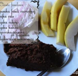 ~Versjada~: mix zdjęć   przepis na ciasto fasolowe
