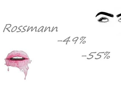 Rossmann -49% / -55%. Październik 2017 | Vèrson blog