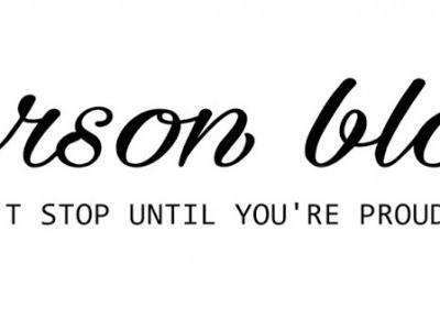 Vèrson blog : Tumblr inspirations