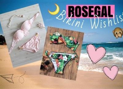 Bikini od Rosegal - Wishlist
