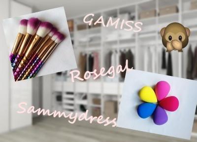 Zamówienie od Gamiss, Rosegal, Sammydress #2 | Vèrson blog