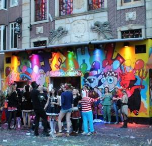 ƒramlii : Karnawał w Holandii!