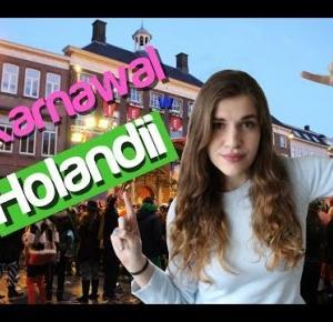 Karnawał w Holandii! | Framlii | 2016