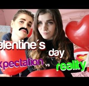 Valentine's day expectation vs reality | VFramlii | PL
