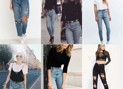 MOM JEANS INSPIRATION