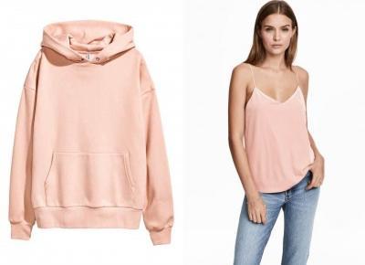 Trendy Wiosna-lato 2017:kolor różowy