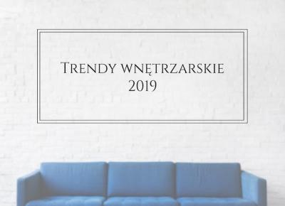 Trendy wnętrzarskie 2019 - Book Written Rose
