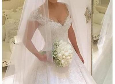 Tulle Lace 2017 Wedding Dress --www.27dress.com