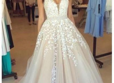 $169,Lace Prom Dress--www.27dress.com