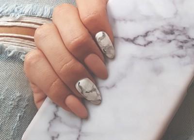 Marble Nails – Marmurkowe Paznokcie - KROK PO KROKU