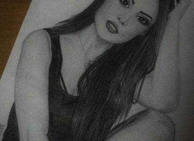 ♥ Wajlet Art ♥: #2 Portret: Aga Rogińska