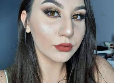 Glow makeup 💖