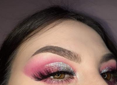 glitter makeup 💖