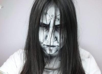 Charakteryzacja- Samara Morgan