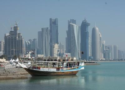 Przerwa na Katar – Warsztat Podróży